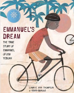 Book cover of Emmanuel's dream