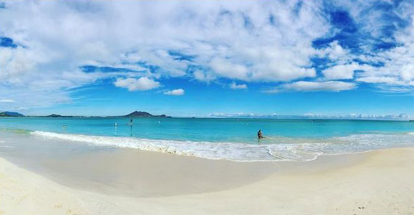 Photo of Kailua Beach, Hawaii