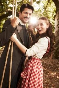 Photo of Feride and Kamran from TV Series Calikusu