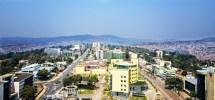 Kigali Land Of Thousand Hills Horn Necklace