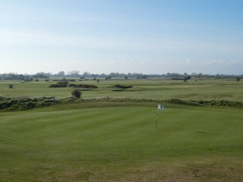 Playing a Links Course