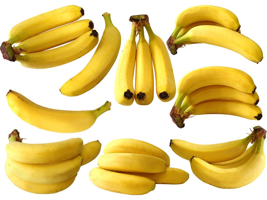 Bananas - landscape