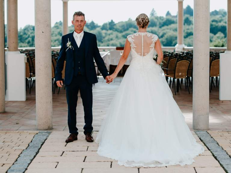Hochzeit von Isabella & Siegfried