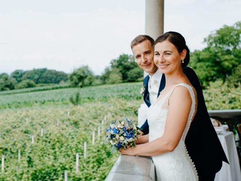 Hochzeit von Melanie & Rouel