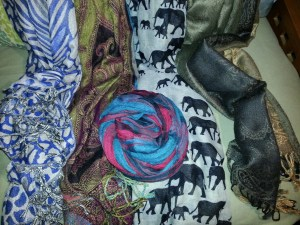 Penelope Ann Fashion Scarves