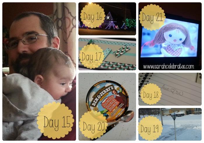100 Happy Days - Week 3
