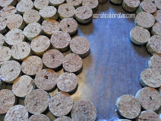 Wine Cork to Cork Board