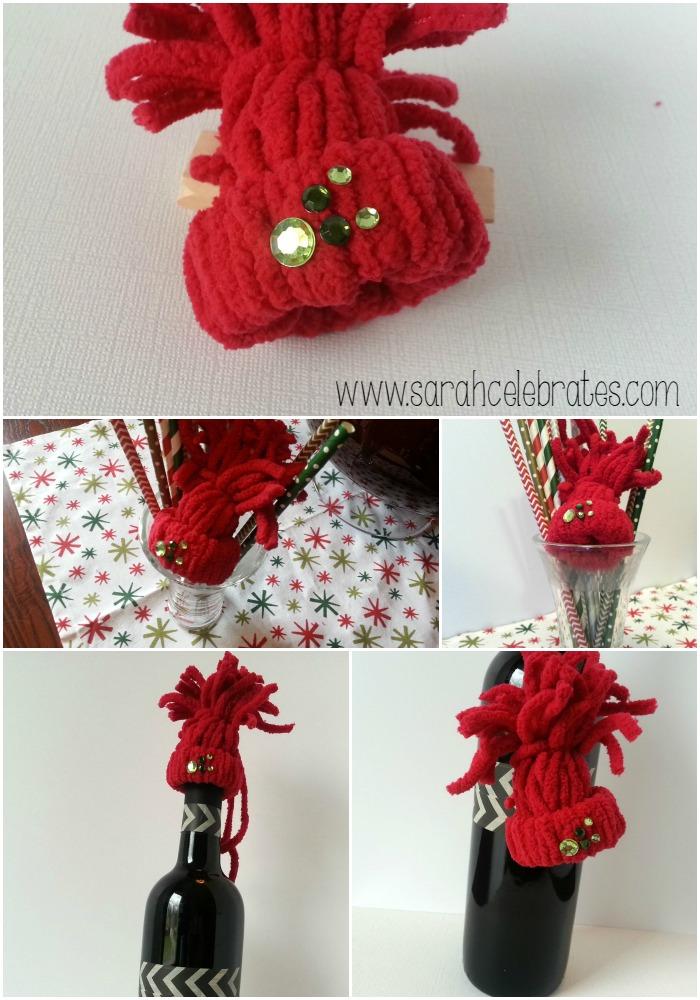 Yarn Hat - Step 4