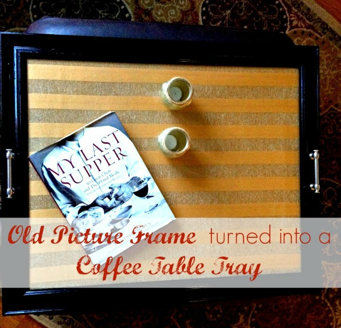 Happy House and Home Coffee Table Tray | Sarah Celebrates #2usestuesday feature