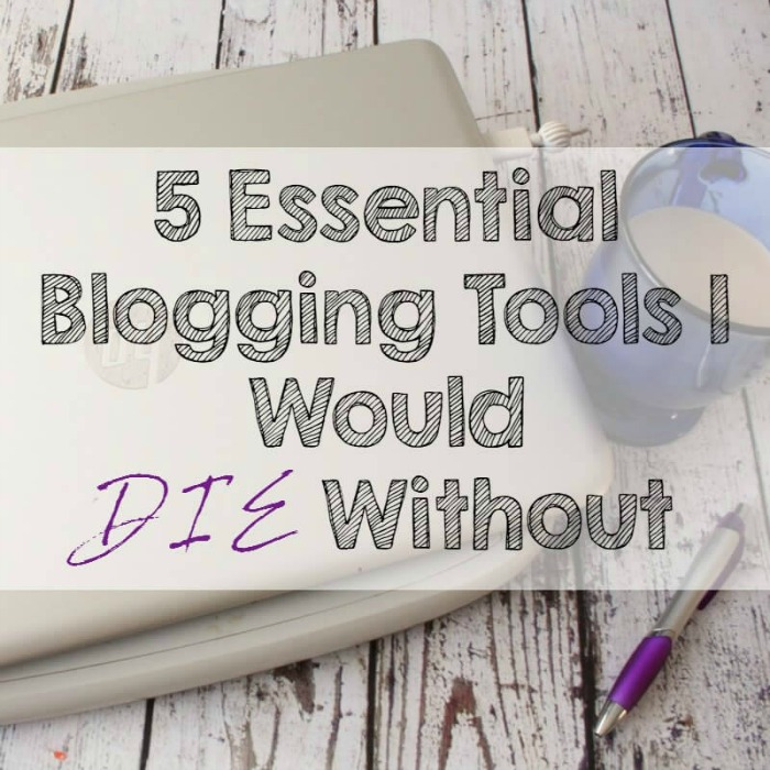 5 essential blogging tools, Live Randomly Simple | A #2usestuesday Feature