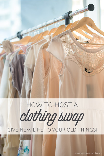 Clothing-Swap-Updated, Hey Let's Make Stuff - A #2usestuesday Feature