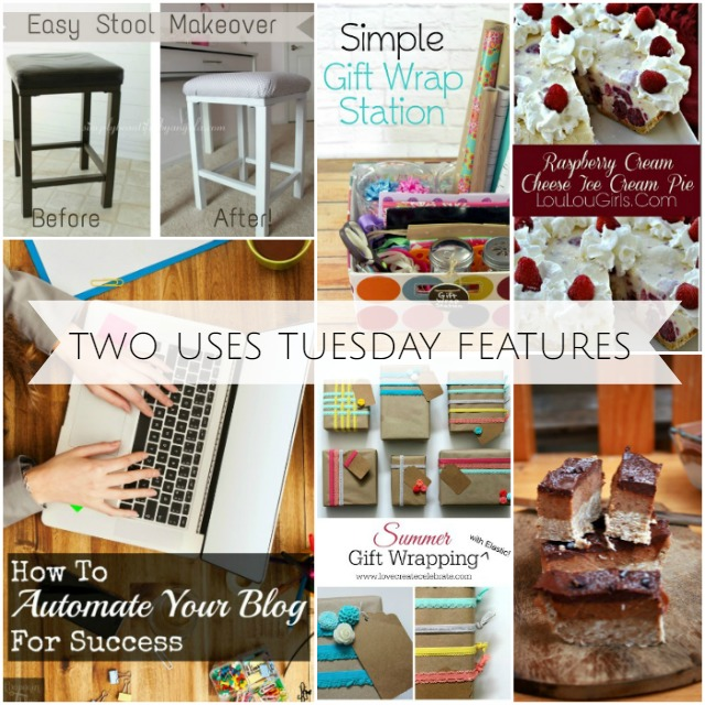 Two Uses Tuesday Features 28