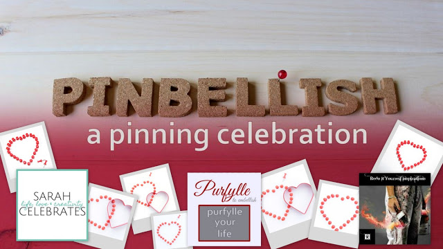 Embellish your pin boards with #Pinbellish