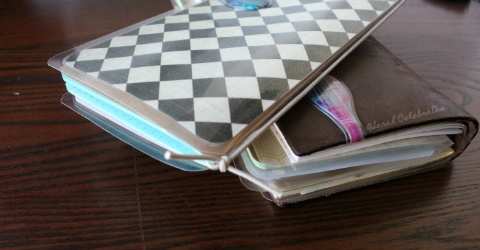 DIY Dashboard For Your Traveler's Notebook
