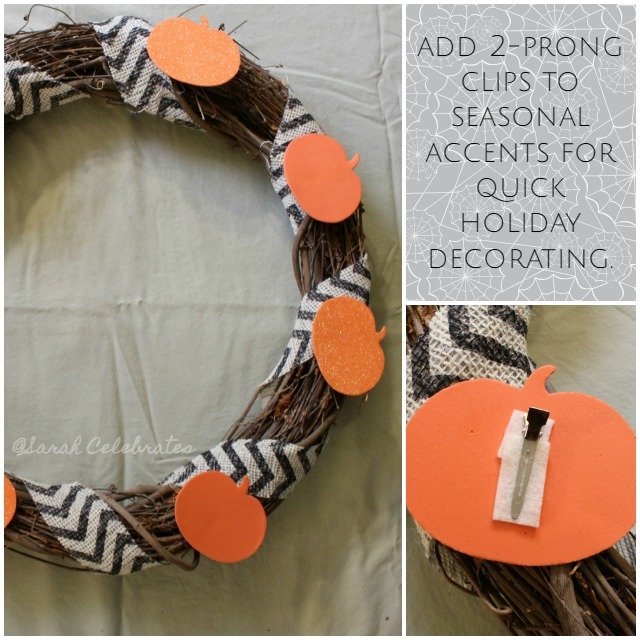 Scare Up a Halloween Wreath for $5!