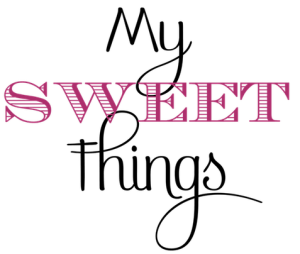 My Sweet Things | #2usestuesday November 2015 co-host