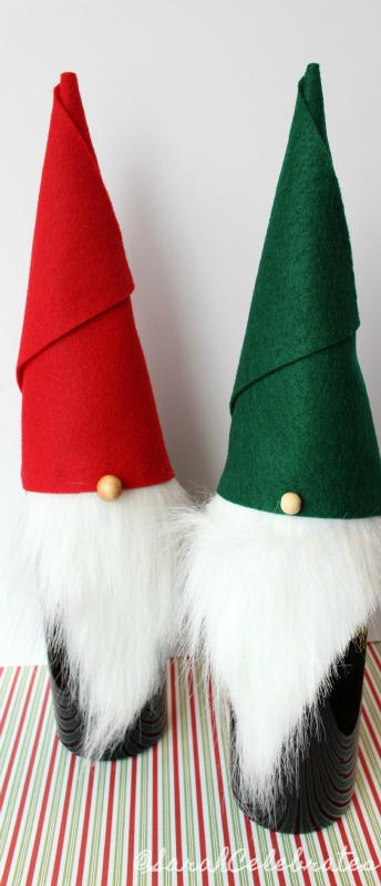 Gnome Toppers, Fairy Merry Christmas-Glamour Shots | #30MinuteCrafts SarahCelebrates
