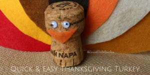 Thanksgiving Turkey #30minutecrafts | Sarah Celebrates