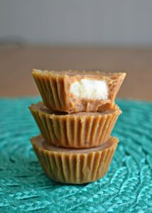 Freezer Fudge Cups | #Pinbellish 42 Fave