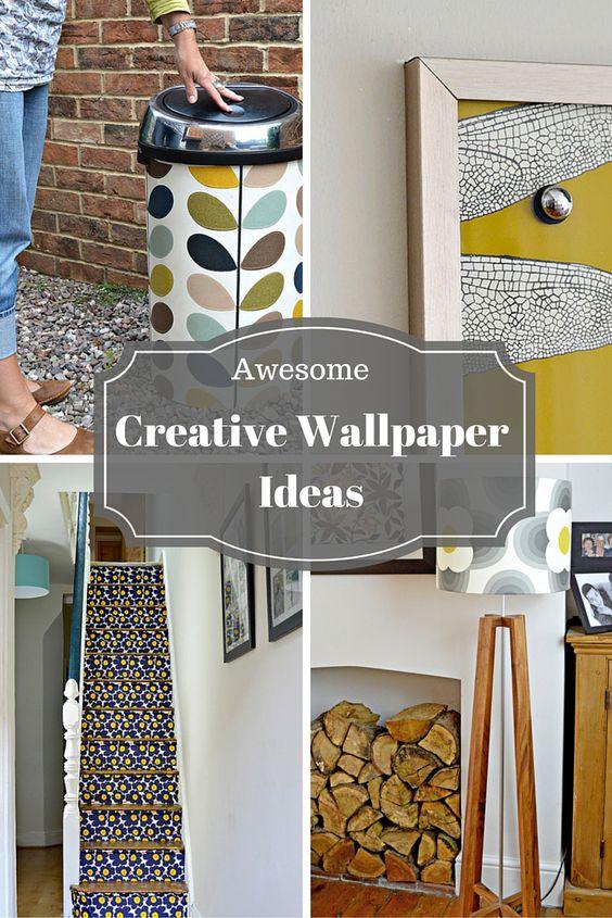 creative wallpaper ideas