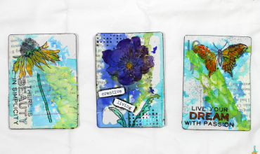 Creative Living Artist Trading Cards