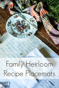 family-heirloom-recipe-placemats