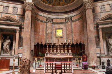 Pantheon Rome Piazza Rotonda