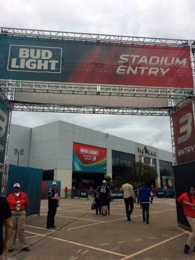 2017 Super Bowl LI Houston Sarah Conte Philly