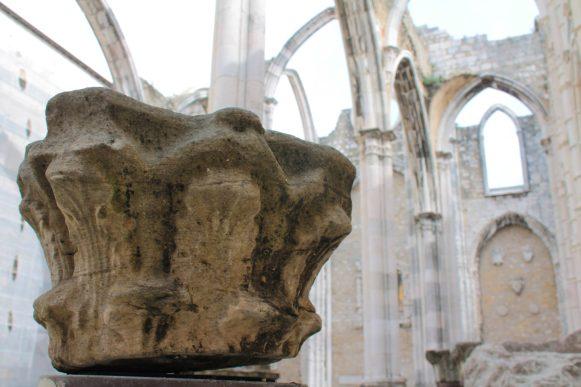 Lisbonne Musée Archéologique de Carmes