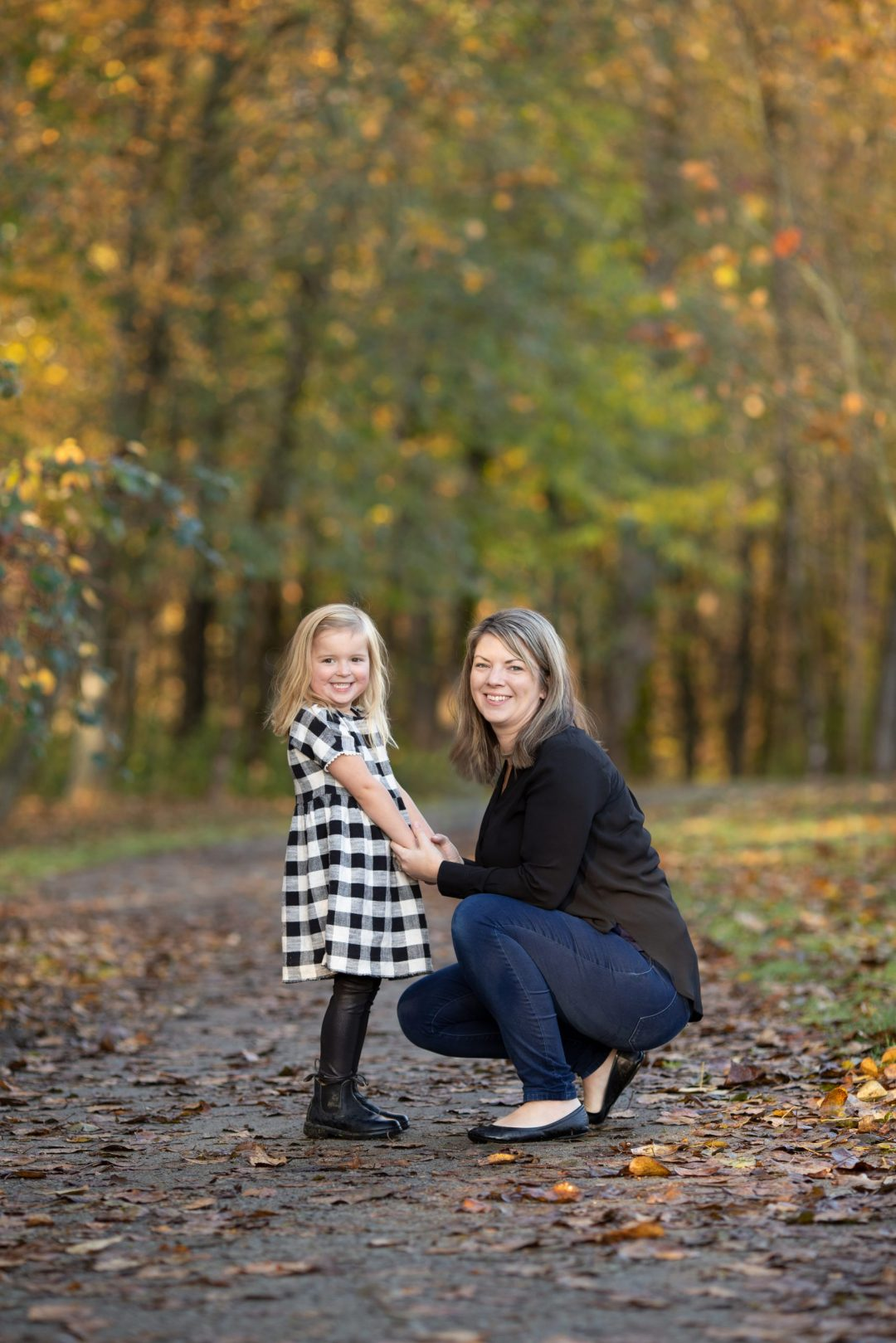 Mother Daughter Portrait - Sarah Davids Photography