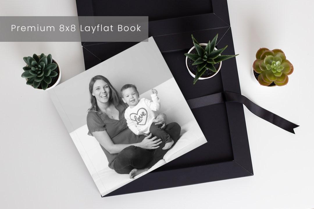 Sample Layflat Book
