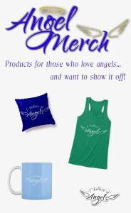 Angel merch store