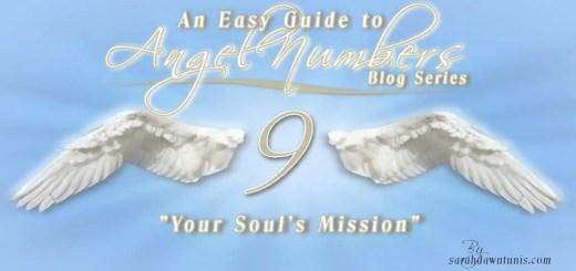 Angel Number 9: Your Soul's Mission