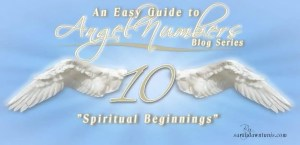 Angel Number 10: Spiritual Beginnings