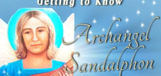 Getting to Know Archangel Sandalphon