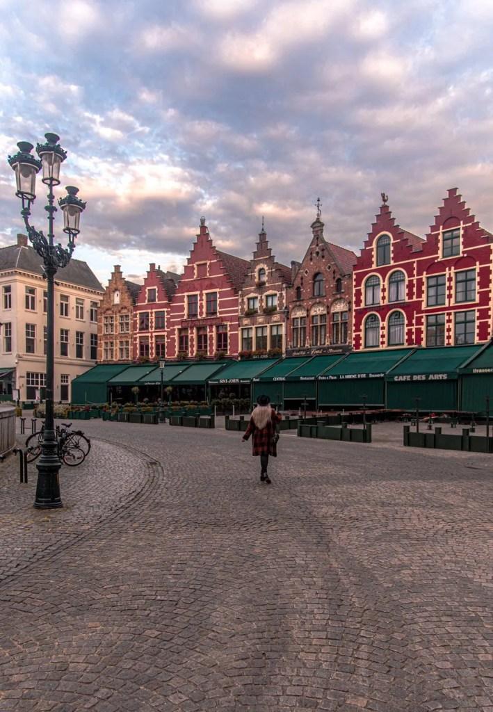 Brugge bezoeken in één dag