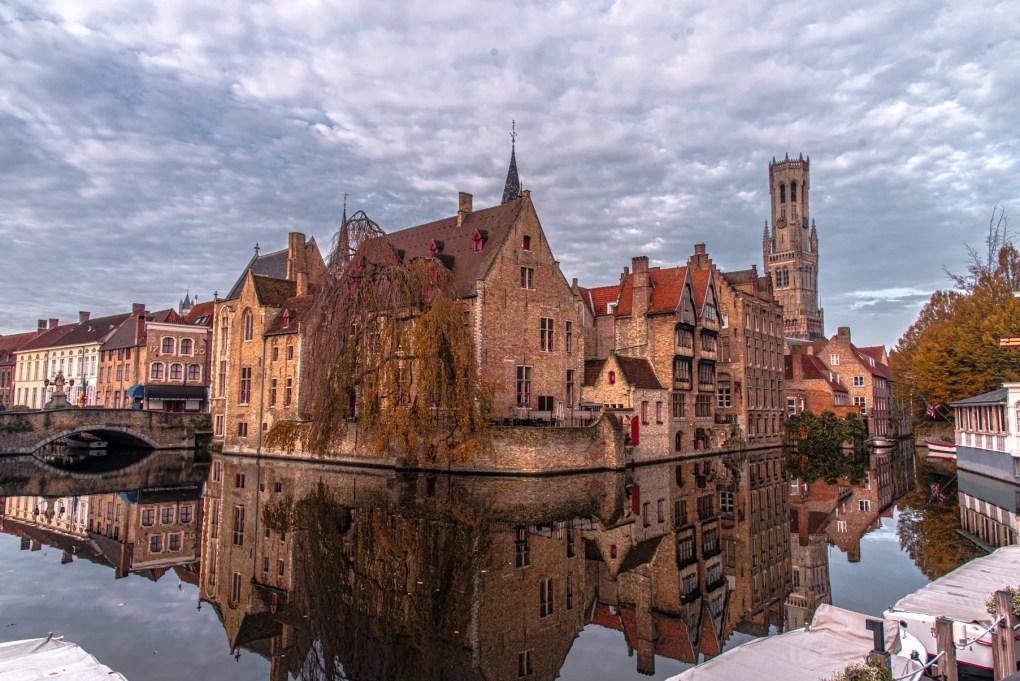 Day trip Bruges