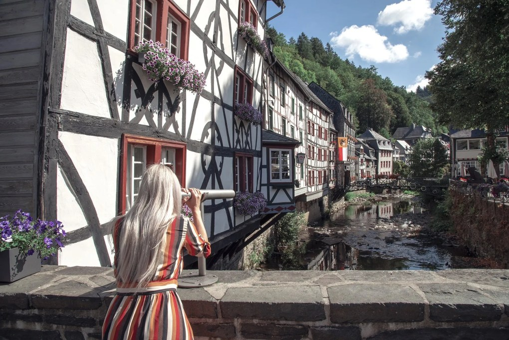 The perfect fairy tale day trip to Monschau | Germany