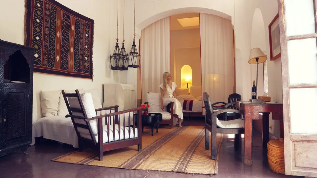Staying at Riad Dar Aman*** | Marrakech | Morroco