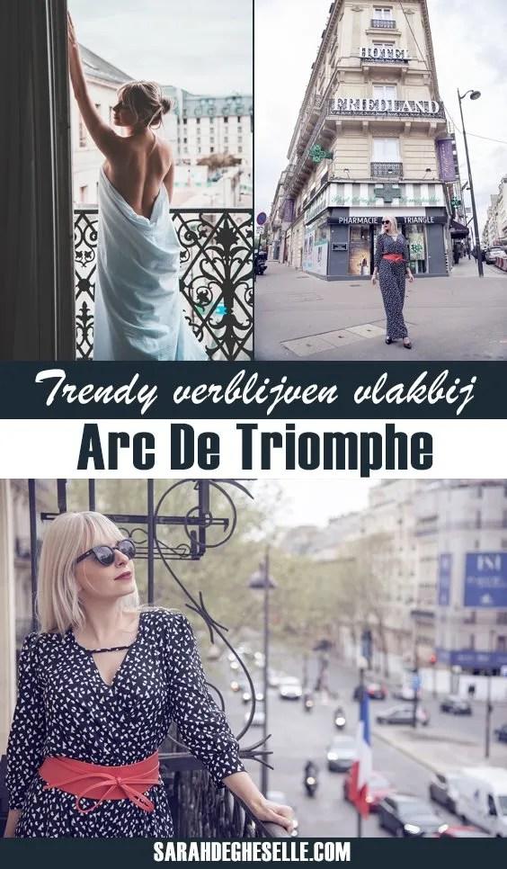 Trendy verblijven vlakbij Arc De Triomphe