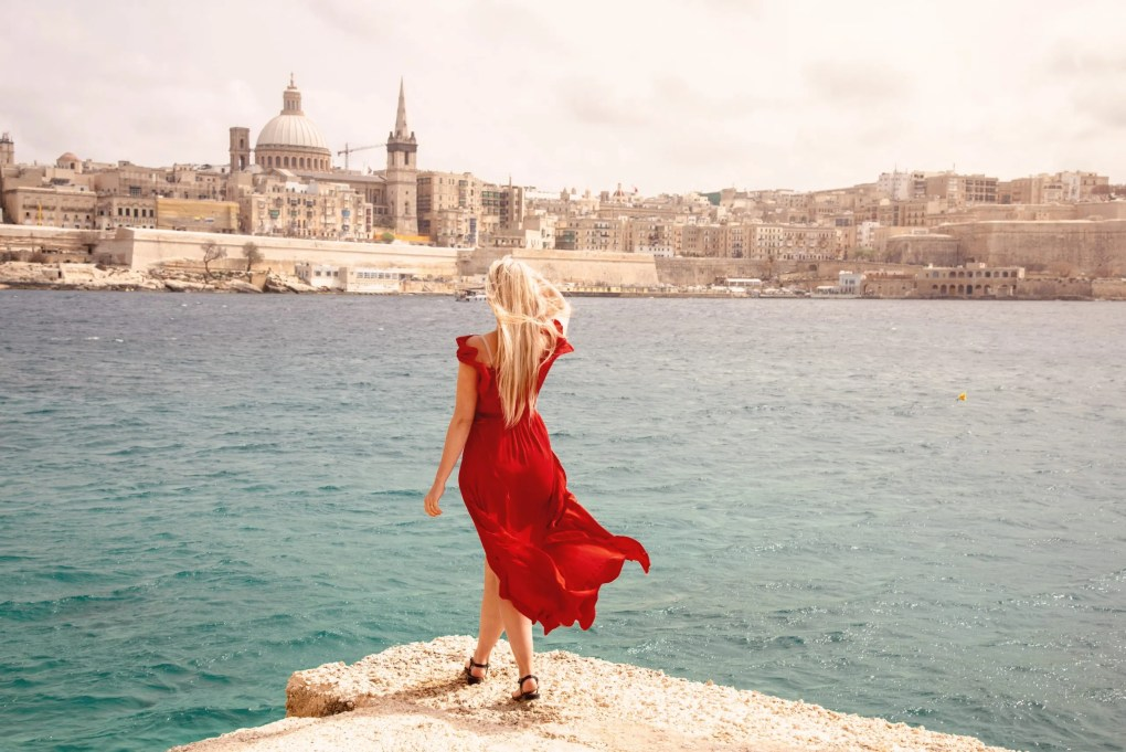 valletta walking tour
