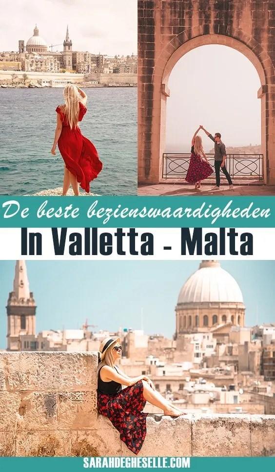 de beste Valletta bezienswaardigheden in 1 dag