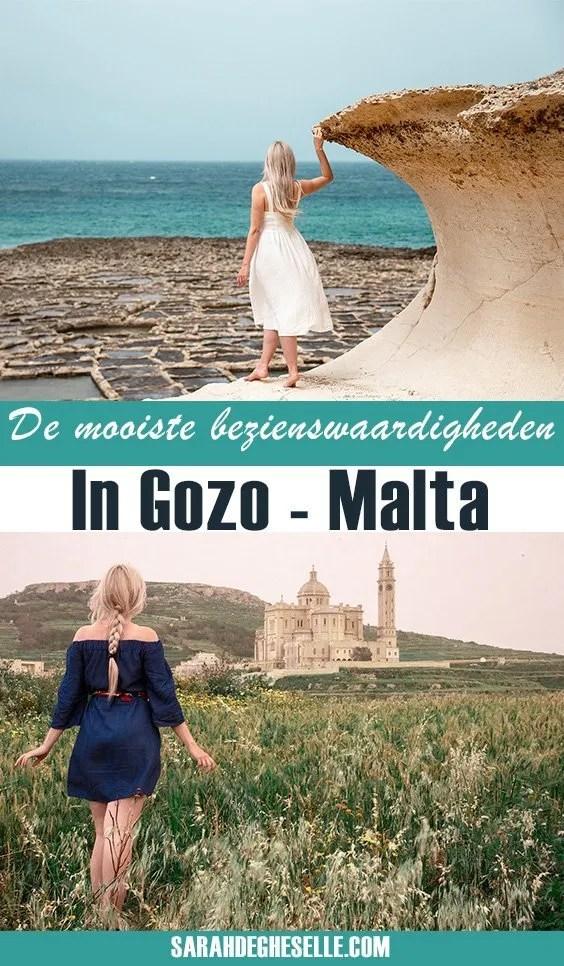 De mooiste bezienswaardigheden in Gozo Malta