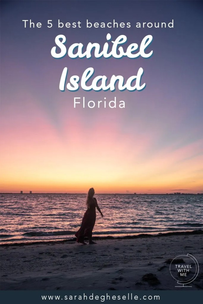 The 5 best beaches around the island of Sanibel | Florida | USA
