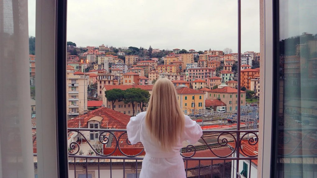 Staying at Hotel Firenze Continentale ***   La Spezia   Italy
