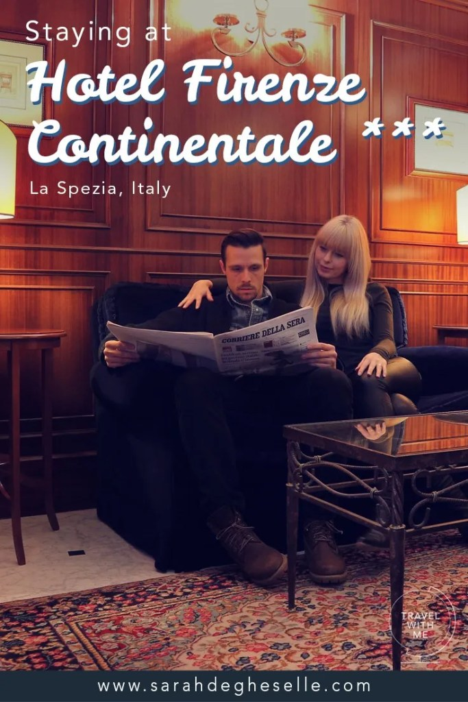 Staying at Hotel Firenze Continentale *** | La Spezia | Italy