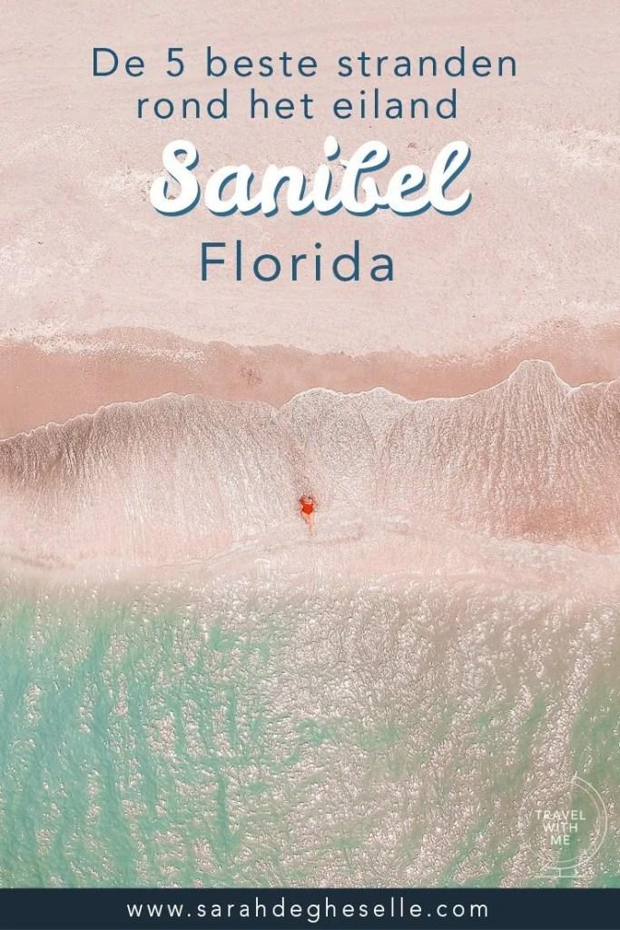 de 5 beste stranden rond het eiland Sanibel | Florida | USA