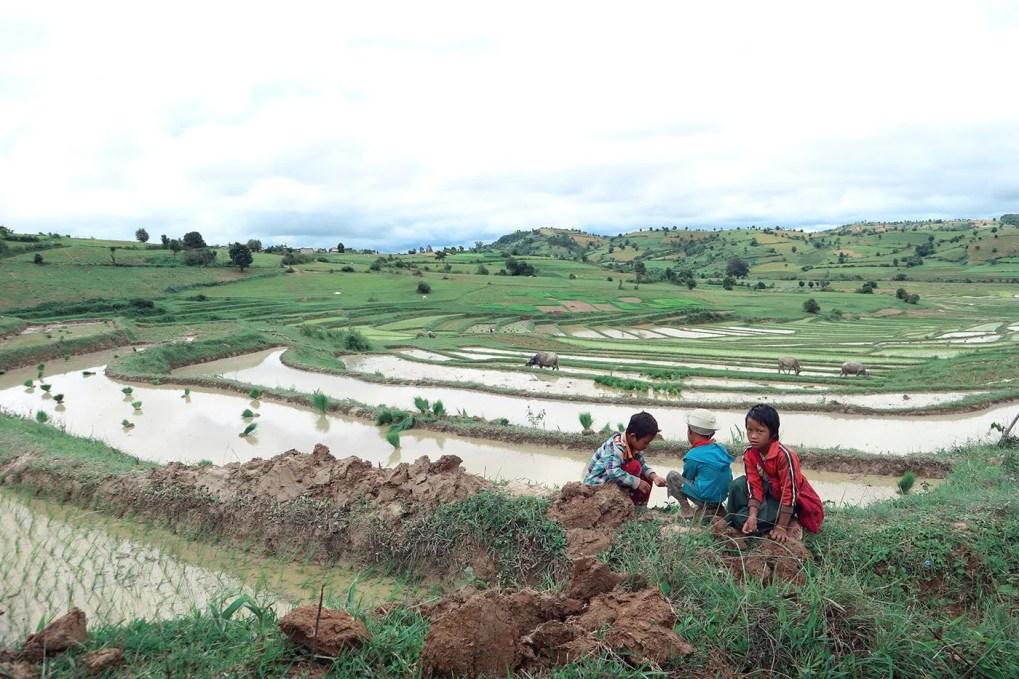 Is Myanmar veilig land om te reizen?