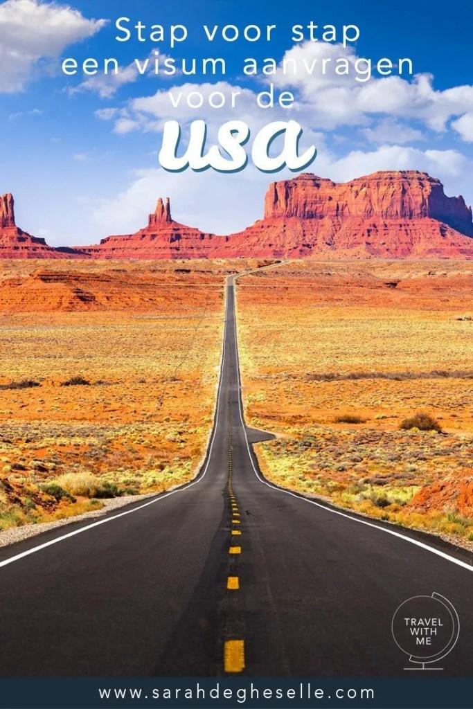 Stap voor stap een visum aanvragen voor de usa