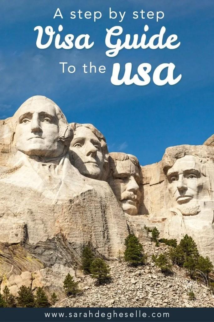 Visa guide USA